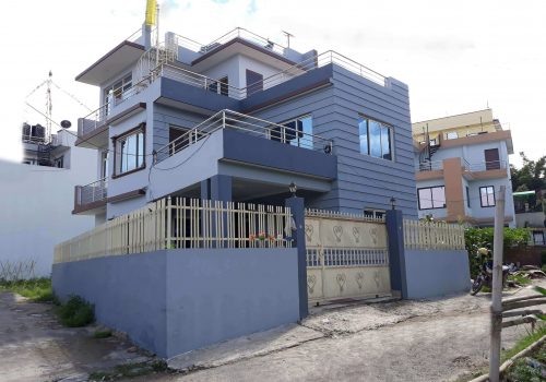 Brand New House On Sale, Bhaisepati, Nakhudole