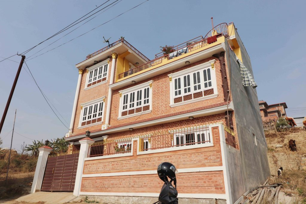 Brand New House for sale in Lalitpur -http://realestateinnepal.com